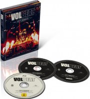 volbeat - let's boogie - live telia parken  - blu-ray+Cd