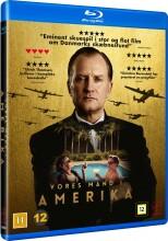 vores mand i amerika - Blu-Ray