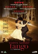 vores sidste tango / un tango más - DVD
