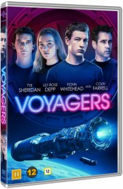voyagers - DVD