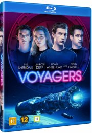 voyagers - Blu-Ray