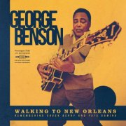 george benson - walking to new orleans - cd