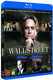 wall street // wall street 2: money never sleeps - Blu-Ray