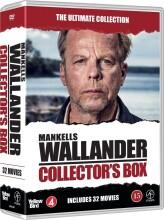 wallander - collectors box - DVD