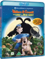walter og trofast: det store grøntsagskup / wallace and gromit - Blu-Ray
