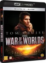 war of the worlds - 4k Ultra HD Blu-Ray