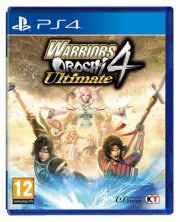 warriors orochi 4 - ultimate edition - PS4