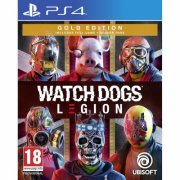 watch dogs: legion (gold edition) - PS4