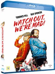 watch out, we're mad! - Blu-Ray
