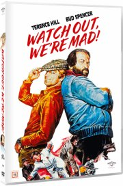 watch out we're mad - DVD