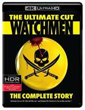 watchmen - ultimate cut - 4k Ultra HD Blu-Ray