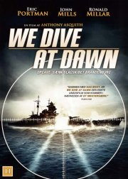 we dive at dawn - DVD