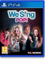 we sing pop - PS4