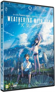 weathering with you / tenki no ko - DVD