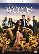 weeds - sæson 2 - DVD