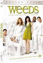 weeds - sæson 3 - DVD