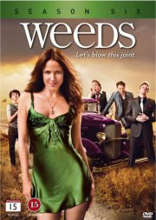 weeds - sæson 6 - DVD