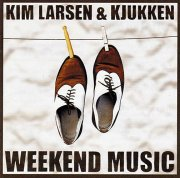 kim larsen og kjukken - weekend music - Vinyl / LP