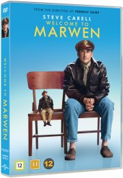 welcome to marwen - DVD