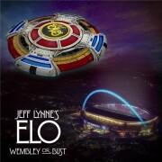 jeff lynne's elo - wembley or bust  - cd