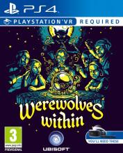 werewolves within (psvr) - PS4