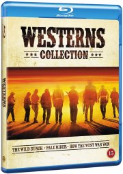 the wild bunch // pale rider // how the west was won - Blu-Ray