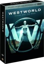 westworld - sæson 1 - hbo - DVD