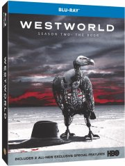 westworld - sæson 2 - hbo - Blu-Ray