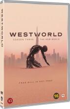 westworld - sæson 3 - DVD