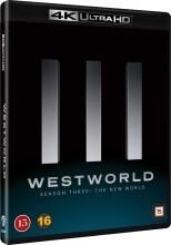 westworld - sæson 3 - Blu-Ray
