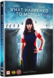 what happened to monday / seven sisters - DVD