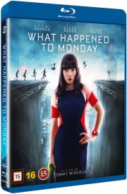 what happened to monday / seven sisters - Blu-Ray