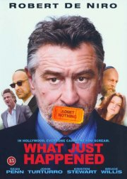 what just happened - DVD