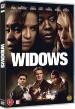 widows - 2018 - DVD