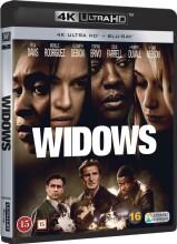 widows - 2018 - 4k Ultra HD Blu-Ray