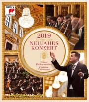 wiener philharmoniker new years concert 2019 - Blu-Ray