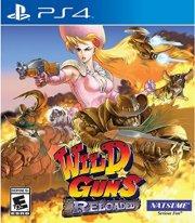 wild guns - reloaded - PS4