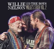 willie nelson - willie and the boys: willies stash vol. 2 - cd