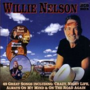 willie nelson - 48 great songs - cd