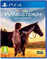 windstorm ari's arrival (nordic) - PS4