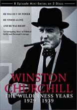 winston churchill - the wilderness years box sæt - DVD