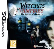 witches and vampires - dk - nintendo ds