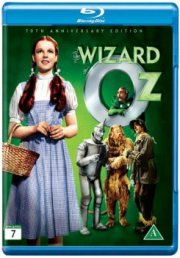 wizard of oz / troldmanden fra oz - Blu-Ray