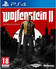 wolfenstein 2: the new colossus - PS4