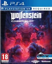 wolfenstein: cyberpilot - psvr - PS4
