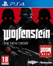 wolfenstein: the new order (playstation hits) - PS4