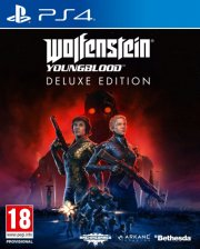 wolfenstein: youngblood (deluxe edition) - PS4