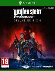 wolfenstein: youngblood (deluxe edition) - xbox one