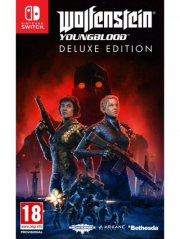 wolfenstein: youngblood (deluxe edition) - Nintendo Switch