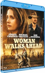 woman walks ahead - Blu-Ray